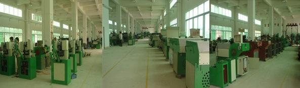 Horizontal Die Wire Drawing Machine Parts For Flux Cored Solder Wire